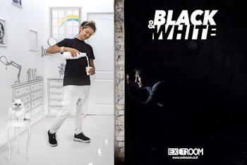 שחור & לבן